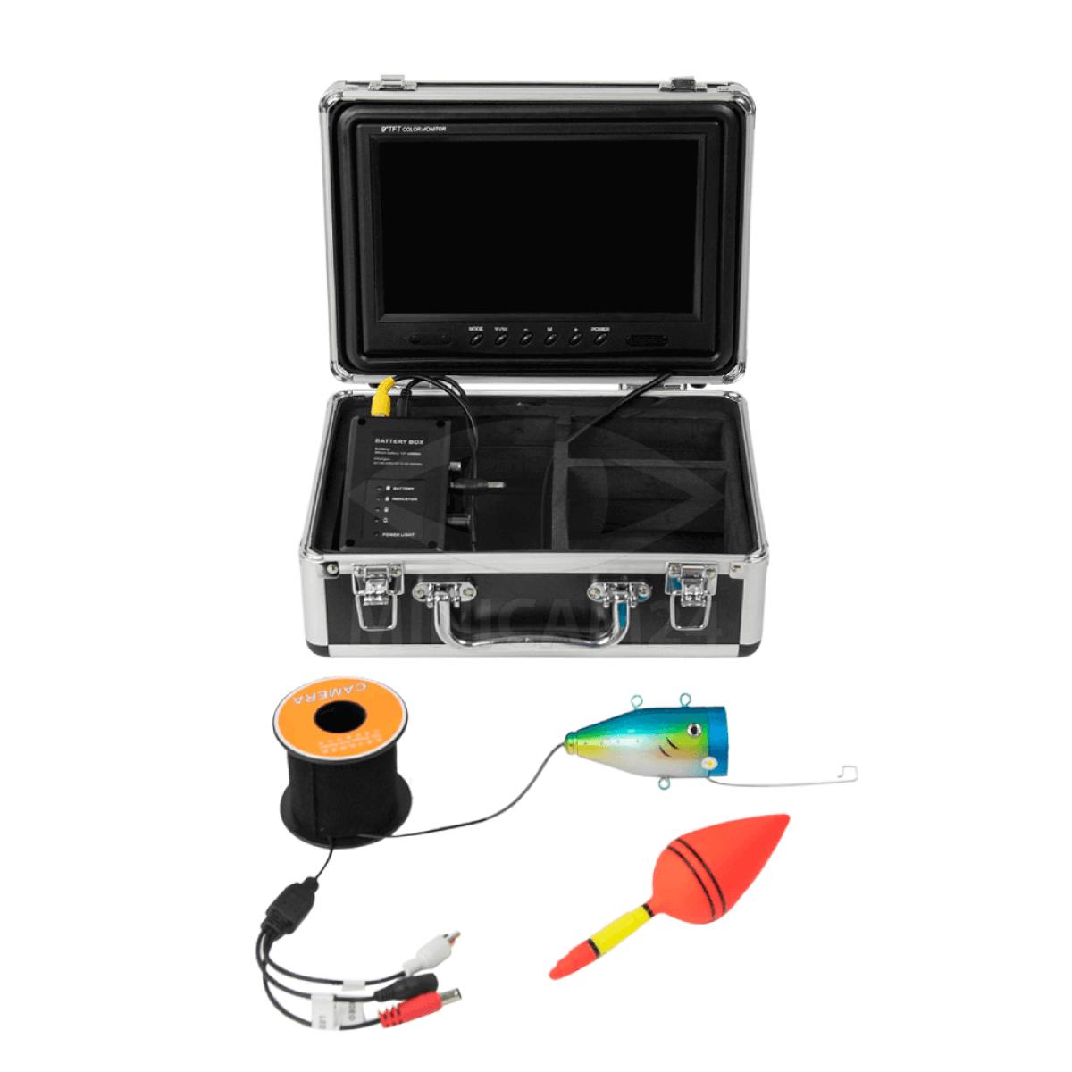 подводная камера для рыбалки без монитора